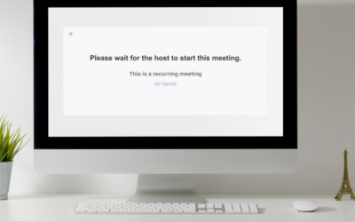 """Co oznacza komunikat """"Please Wait for the Host to Start this Meeting / Webinar""""?"""