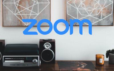 Włączanie dźwięku stereo w spotkaniach Zoom