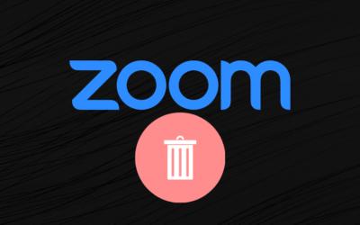 Jak usunąć usera lub rozszerzenie w Zoom?