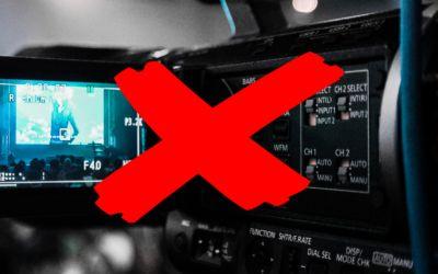 Usuwanie nagrań lokalnych lub nagrań w chmurze