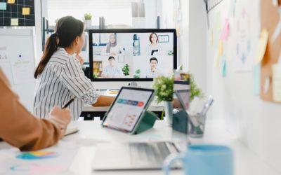 Jakie są różne typy spotkań online? Webinaria Zoom
