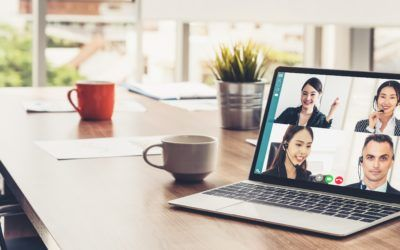 Co musisz wiedzieć o organizacji spotkań online?